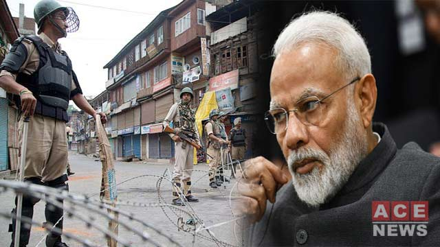 India Finally Admits Situation Not Normal in Occupied Kashmir