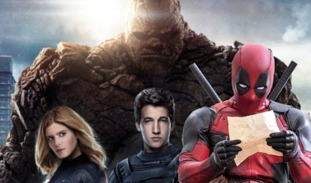 Deadpool 2 Featured a Battle With 'Fantastic Four's The Thing'