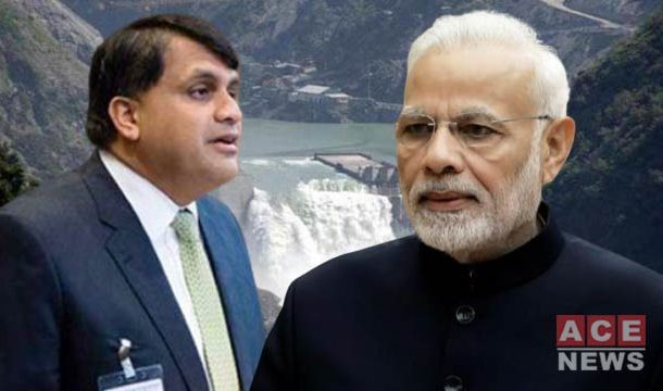 Pakistan Shows Mirror To Modi Over Water Diversion
