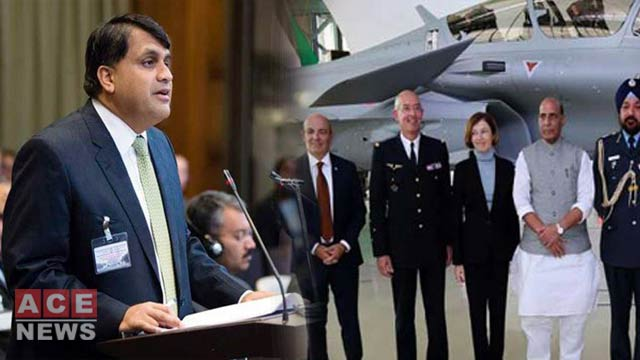 Pakistan Knows How To Defend Itself: FO Reacts On Indian Rafale