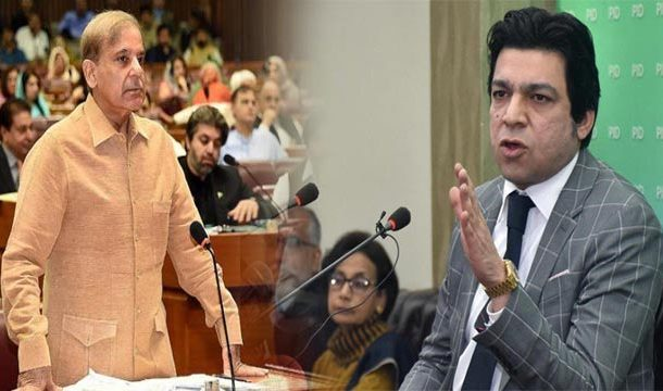 Shehbaz Sharif's Plea Seeking Faisal Vawda's Disqualification Rejected