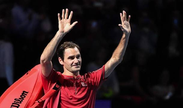 Roger Federer Wins 10th Swiss Open Crown