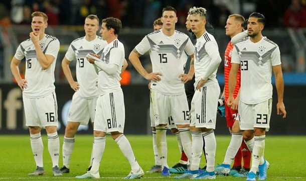Germany Waste Two-Goal Lead To Draw With Argentina