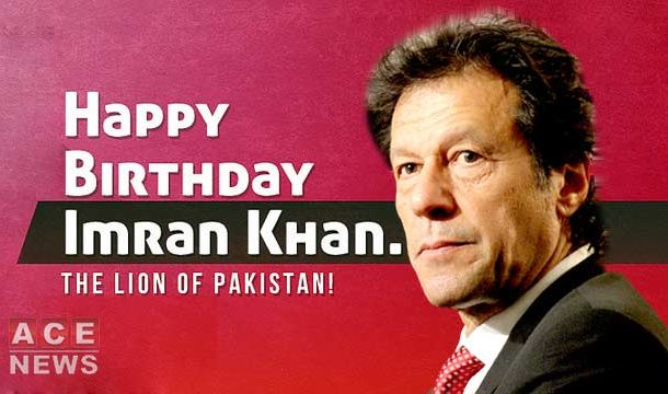 Social Media Flooded With Birthday Wishes as PM Imran Turns 67