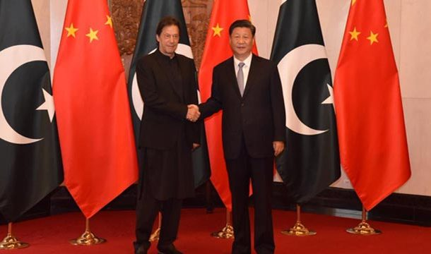 PM Khan, Chinese President Discuss Regional Situation