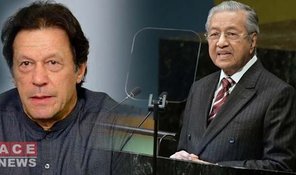 Khan Praises Malaysian PM for Support on IOK