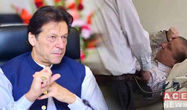 PM Imran Prays For Nawaz Sharif, Bars Party Workers From Commenting