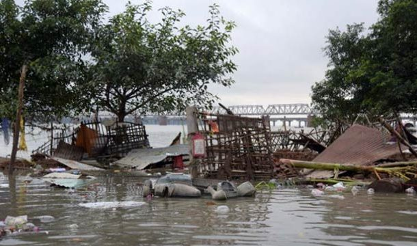 Floods Kill 113 In North India As Monsoon Rains Reach Highest Level