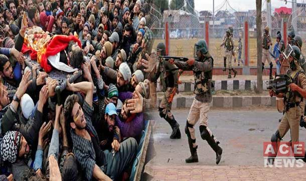 India's State Terrorism Claims 16 Lives Of Kashmiris In September