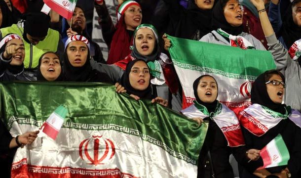 Iranian Female Football Fans Allowed To Buy Tickets For World Cup Qualifier
