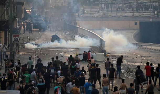 Iraq Imposes Curfew as Anti-govt Protests Spread Nationwide