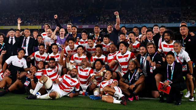 Japan Defeat Scotland In Historic Rugby World Cup Quarter-Final Run