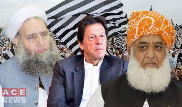 PTI Expedites Efforts To Dissuade Mulana Fazl From Azadi March