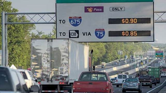 (GDOT) Selects Kapsch to Implement Advanced Traffic Management System