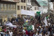 Kashmiris Defy Curfew, Hold Forceful Anti-India Demos