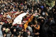 Indian Army Martyred 3 Kashmiris in IIOJ&K