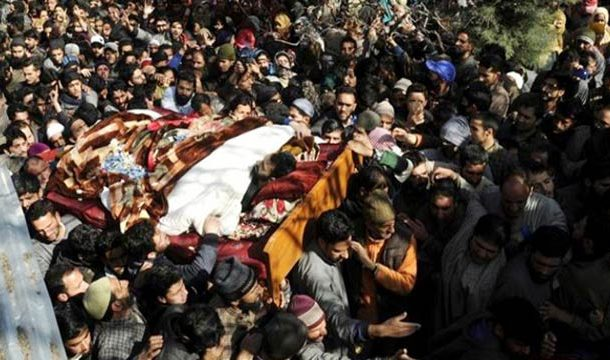 Indian Troops Martyr Another Innocent Kashmiri in IOK