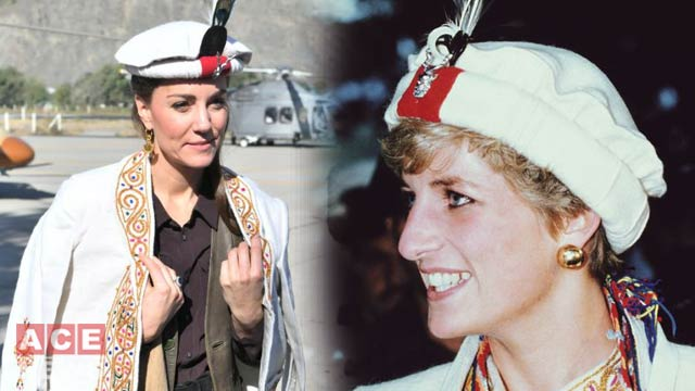 Kate Middleton Evokes Memories Of Princess Diana In Chitrali 'Pakhol' Cap
