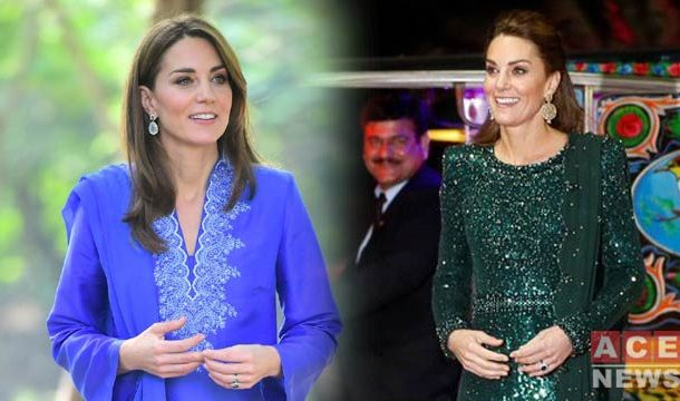 Kate Middleton Vows In Vibrant Pakistani Outfits
