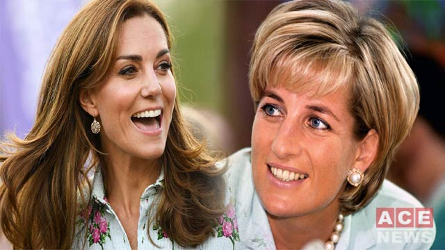 Kate Middleton Takes Inspiration From Princess Diana In Her Visit To Pakistan