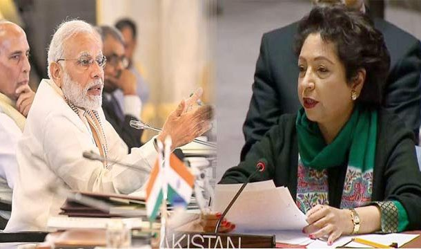 Maleeha Lodhi Lashes Out At  India's Aggressive Actions