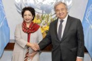 In Farewell Call, Maleeha Briefs UN Chief On Plight Of Kashmiris