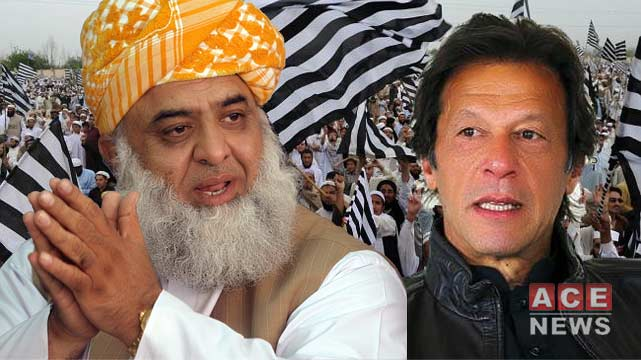 Azadi March: JUI-F Cancels Talks With Govt. Delegation