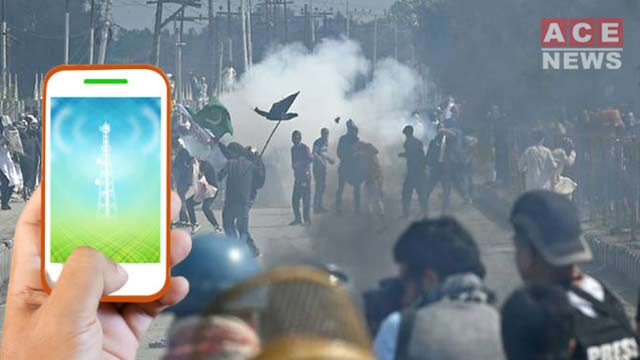 Mobile Phones Ring After 70 Days In Indian Occupied Kashmir