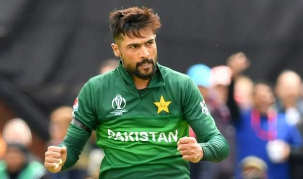 Amir Reaches Career-Best Place in ICC ODI Rankings