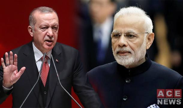 Modi Cancels Turkey Visit After Erdogan's Kashmir Remarks