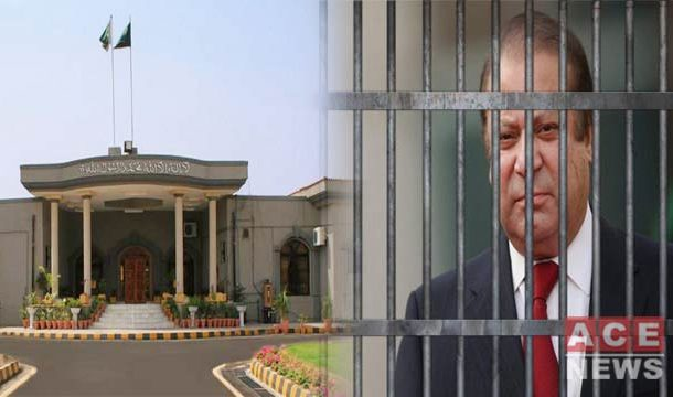 IHC Set To Hear Nawaz's Plea Against Al-Azizia Verdict Today