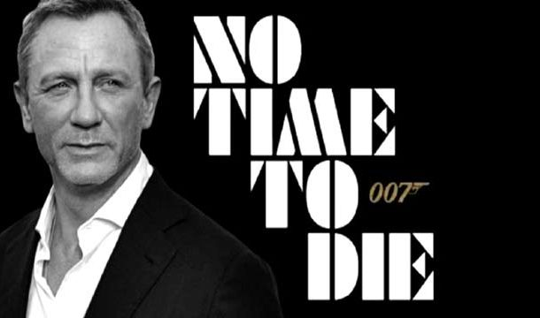 Daniel Craig Is Back As James Bond In 'No Time To Die'