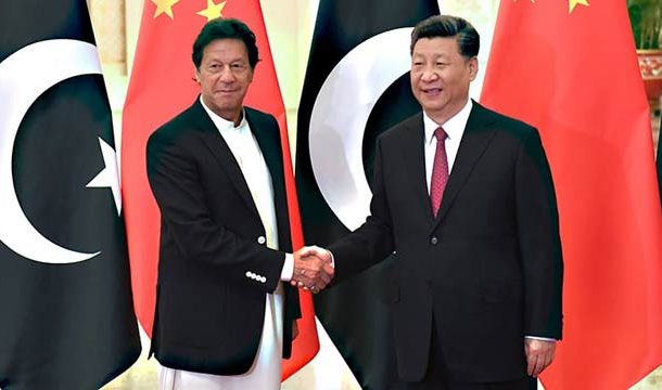 China Supports Pakistan's Stance On Kashmir Dispute