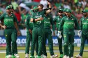 Pakistan Failed to Defend More than 220 Scores First Time in 20 Years