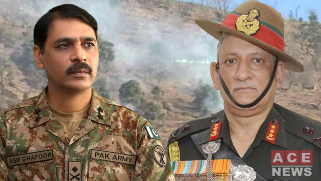 Pakistan Rejects Indian Claim Of Destroying 3 Alleged Camps In AJK