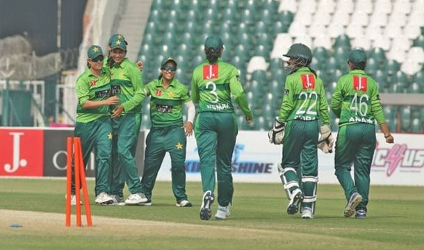Pakistan's Women Team Wins T20I Series Against Bangladesh