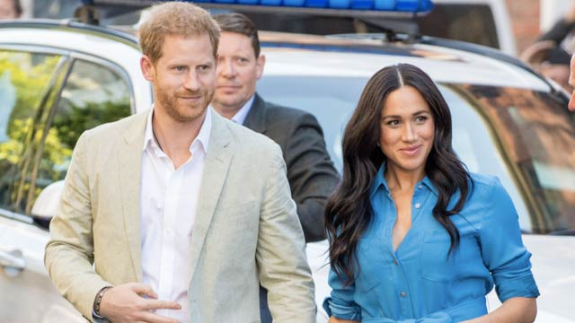 Meghan  Markle is Expecting Another Baby