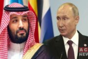 Gulf Tensions Top Agenda As Putin Visits Saudi Arabia