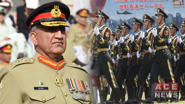 Chinese Military Leadership Backs Pakistan On Kashmir Dispute