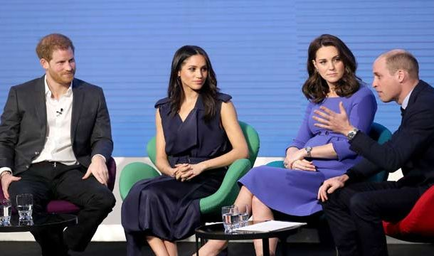 Fab Four Reunite: Duke And Duchesses Reunited For This Good Cause, Find Out