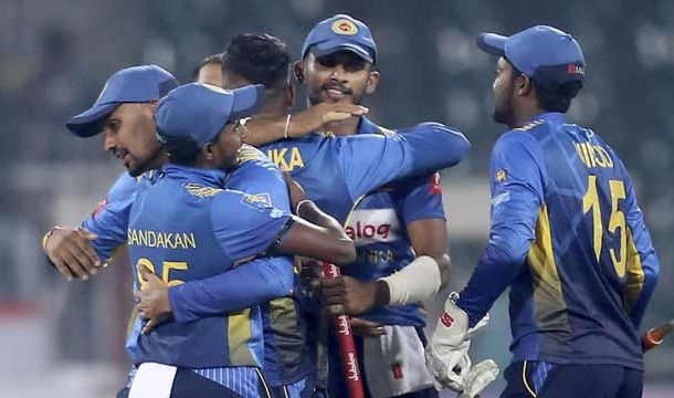 Inexperienced Sri Lanka Rout Top-Ranked Pakistan, Clinches T20 Series