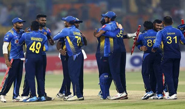 Inexperienced Sri Lanka Thrash Pakistan By 64 Runs In First T20I