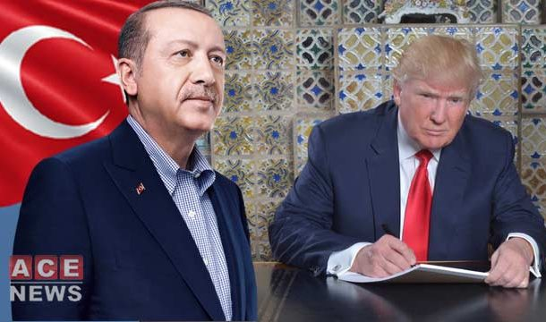 Syria Operation: Trump Lifts Turkey Sanctions After Deal