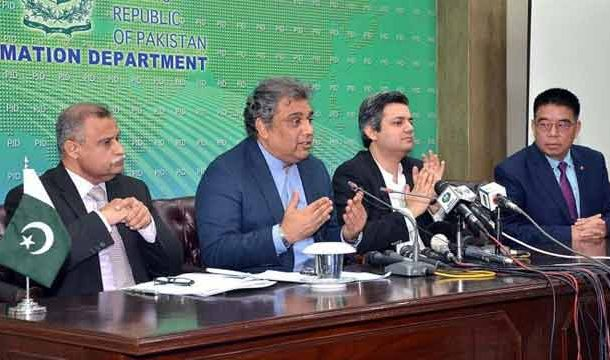 Work on Projects in Gwadar is Underway at a Fast Pace: Zaidi