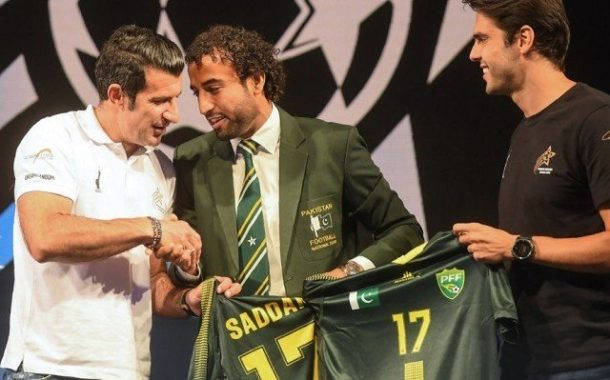 World Soccer Stars; Kaka, Figo, Anelka, Puyol Coming to Pakistan