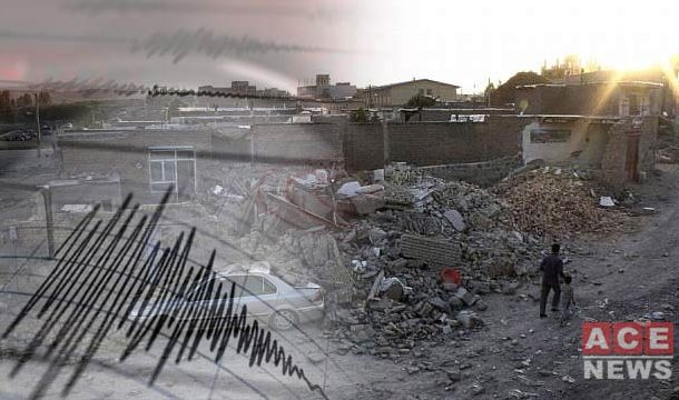 5 Killed as Strong Earthquake Jolts Iran