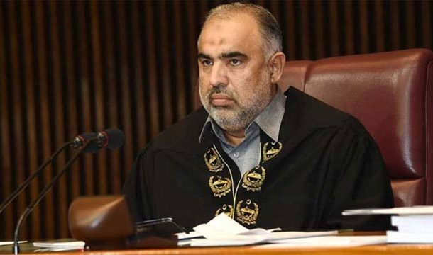 Speaker Asad Qaiser Announces Inquiry into Scuffle in National Assembly