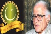 Birth Anniversary of Literary Scholar 'Ahmed Nadeem Qasmi' Today