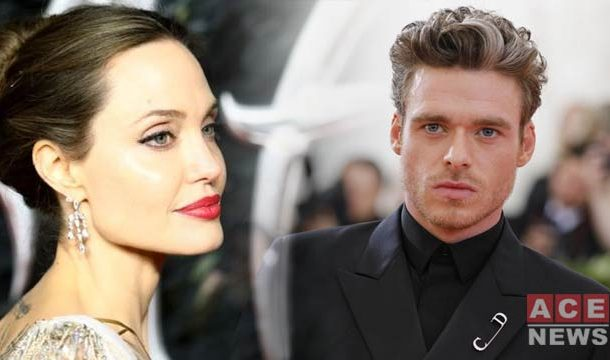 Angelina, Richard Forced to Evacuate Set as Unexploded Bomb was Discovered