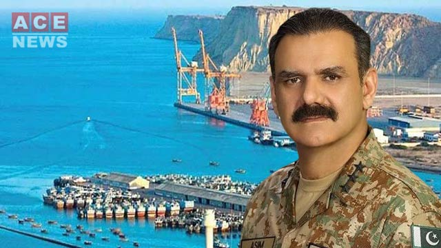 Former DG ISPR 'Asim Bajwa' Appointed as Chairman CPEC Authority